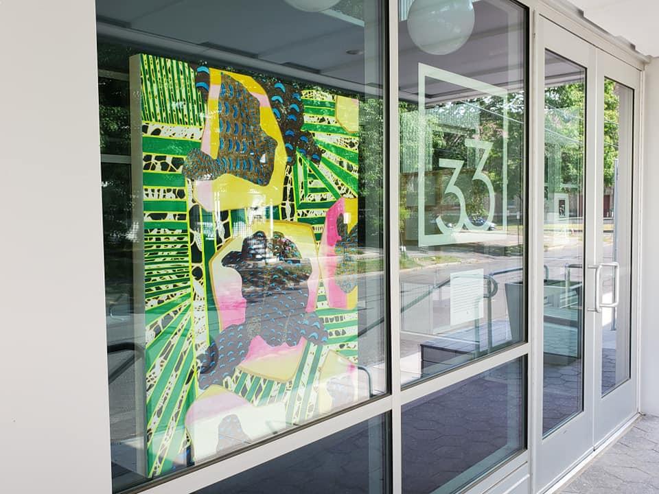 33 Hawley Street Installation - June - August 2020
