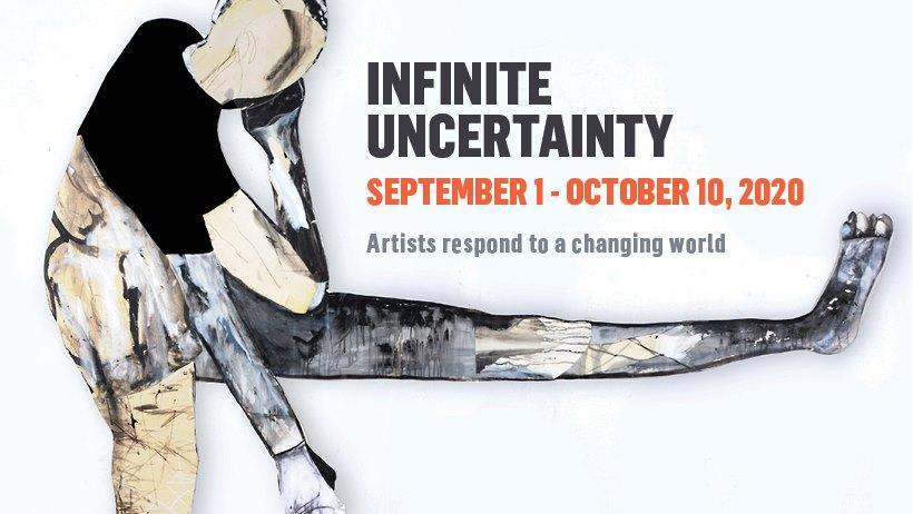 Infinite Uncertainty - Opalka Gallery